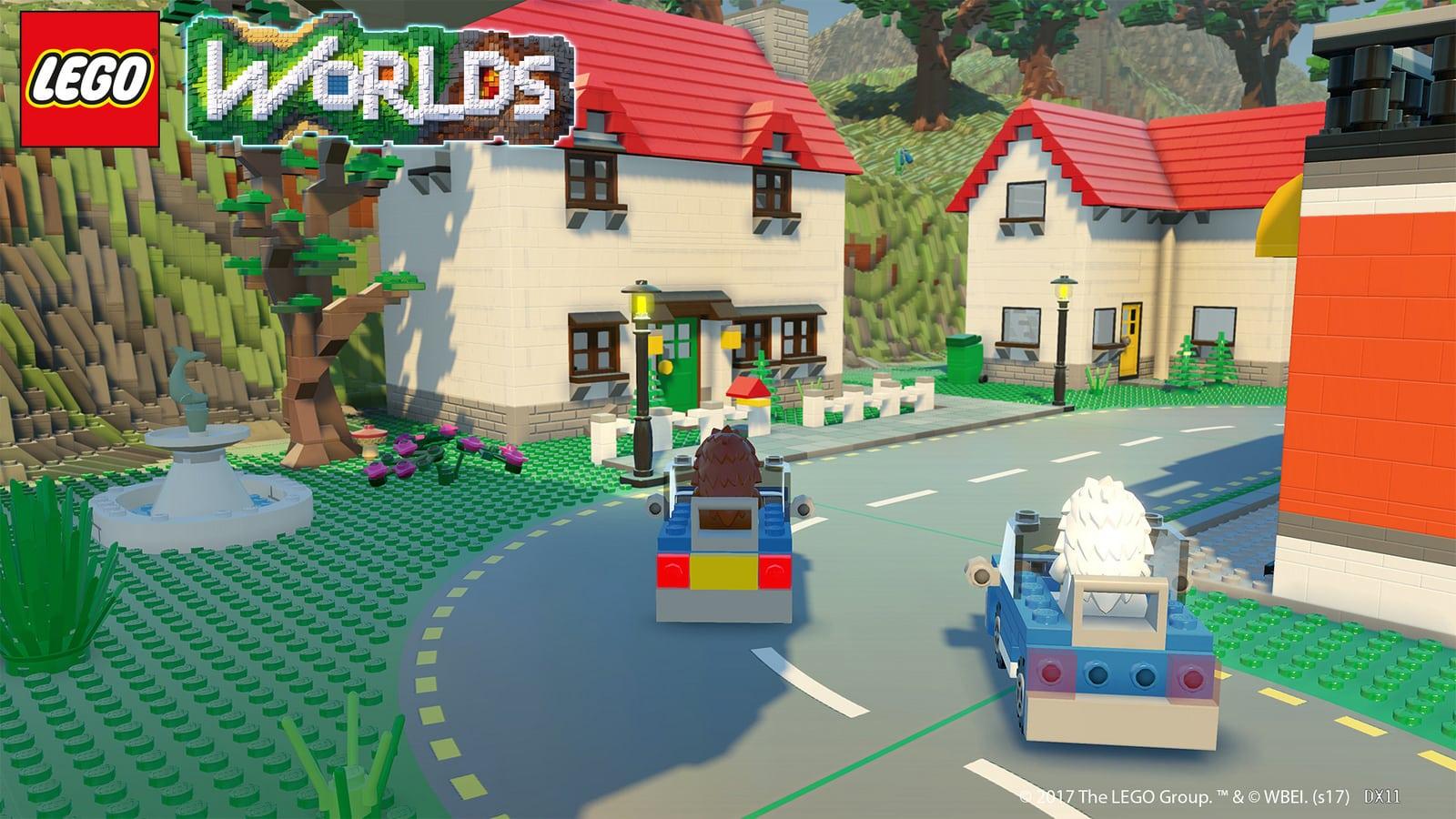 Lego Worlds Der MinecraftKiller GamersChannelde - Minecraft murderer jetzt spielen
